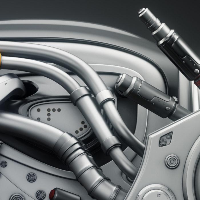 Avantages d'un robot industriel compact